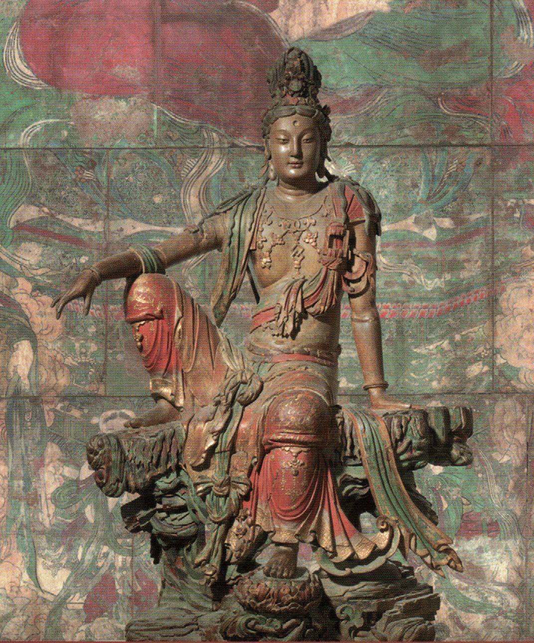 Shantideva, Bodhisattvacharyavatara, VIII, 167: Mente mia, questo è il modo di agire! Se non ti impegni per il bene degli altri tramite gli antidoti della consapevolezza e della vigilanza io ti domerò, se trasgredisci questa condotta il tuo egoismo ti porterà alla tua fine.