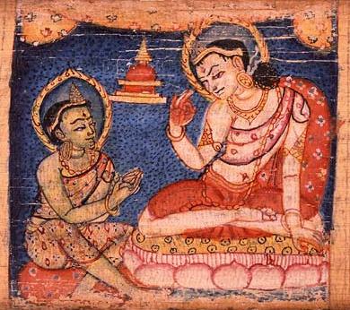 Avatasamka Sutra: Lo spazio e gli esseri viventi sono infiniti, come anche le afflizioni e il frutto delle azioni passate.