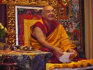 Lama Paljin Tulku Rinpoce