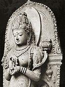 """Buddha Sakyamuni, Culamalunkyasutta: Sia che viga la teoria: """" il mondo ha fine """", e sia che viga la teoria: """" il mondo non ha fine """", certo è che vi è nascita, che vi è vecchiezza, che vi è morte, che vi sono lamenti, pene, dolore, disperazione e mancanza di serenità, di cui già in questa stessa vita io insegno a realizzare la fine."""