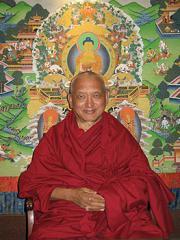Ven Lama Zopa Rinpoche