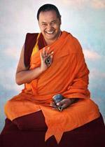 Il Ven. Lama Thupten Yesce