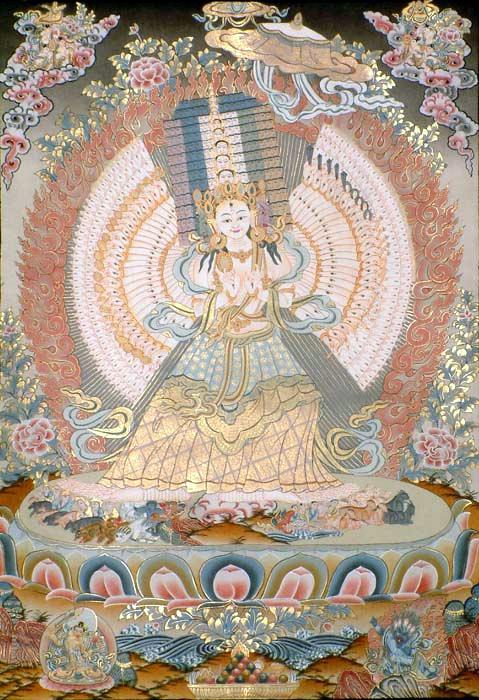 Ushnisha-Sitatapatra