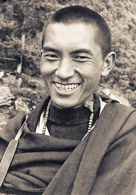 Lama Thubten Zopa Rimpoche, 1970.