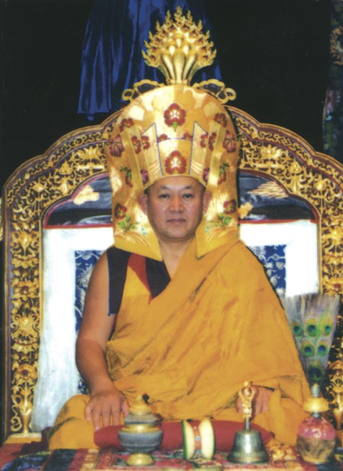 Sua Santità Drikung Kyabgon Chetsang Rinpoche L'unità tra soggetto ed oggetto è lo stato di Mahamudra, l'unità di tutti gli opposti e la realizzazione della non-dualità.