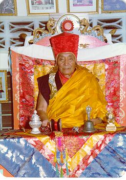 Dezhung Rinpoche Kunga Tanpa'i Nyima: Everything that we experience is simply appearance; it has no intrinsic reality, and when we come to understand this, then we understand buddha nature, and we have become free from suffering.