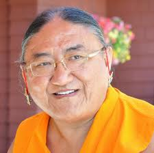 "His Holiness Sakya Trizin: ""The meaning of emptiness is not that phenomena do not exist. What is truly meant by emptiness is that everything that appears to our senses, absolutely everything, is interdependent ""."