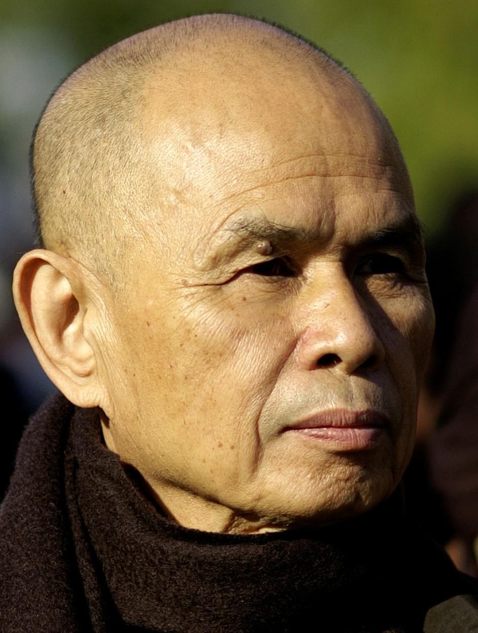 Thich Nhat Hanh: Nel vero amore, non c'è posto per l'orgoglio.