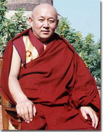 Sua Santità Drikung Kyabgon Chetsang Rinpoche: L'equilibrio corretto può essere paragonato al filo di del cotone filato, che non va teso troppo, altrimenti il filo si romperà; ma se è troppo molle, il filo non si formerà propriamente.