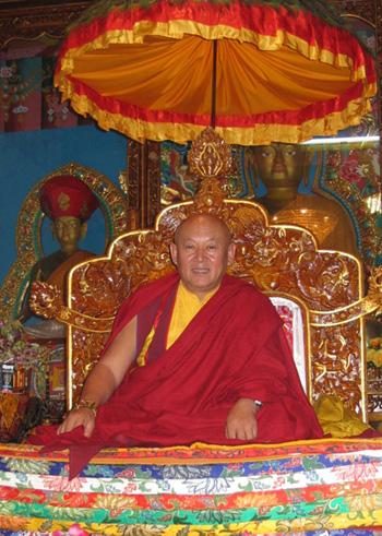 Sua Santità Drikung Kyabgon Chetsang Rinpoche: Dov'è la mente?
