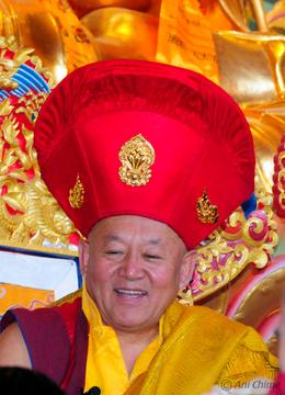 Sua Santità Drikung Kyabgon Chetsang Rinpoche: come affrontare i kalpana.
