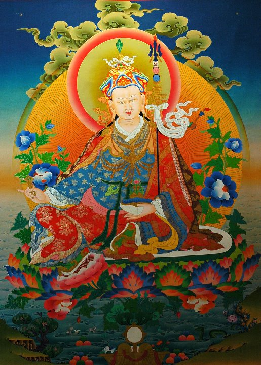 Padmasambhava: This self-liberation through seeing with naked awareness is of such great profundity, and, this being so; you should become intimately acquainted with self-awareness.