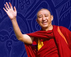 Ven. Geshe Thubten Soepa: In the Mahayana teaching, the Buddha forbade eating meat altogether.