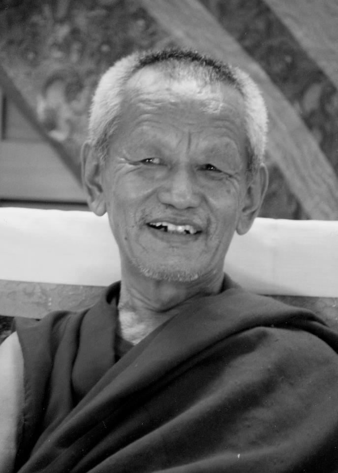 Ven. Ghesce Yesce Tobden: Quando avremo accumulato delle conoscenze e fatto delle esperienze del Buddha-Dharma si verificheranno dei cambiamenti nella nostra persona.
