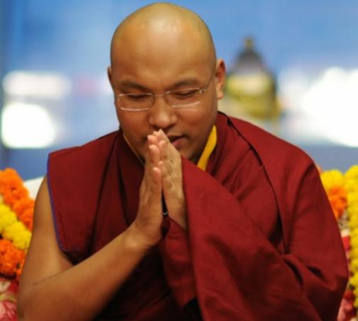 Sua Santità Gyalwang Karmapa: La nostra aspirazione a raggiungere la Buddità non deve essere fatta solo di parole.