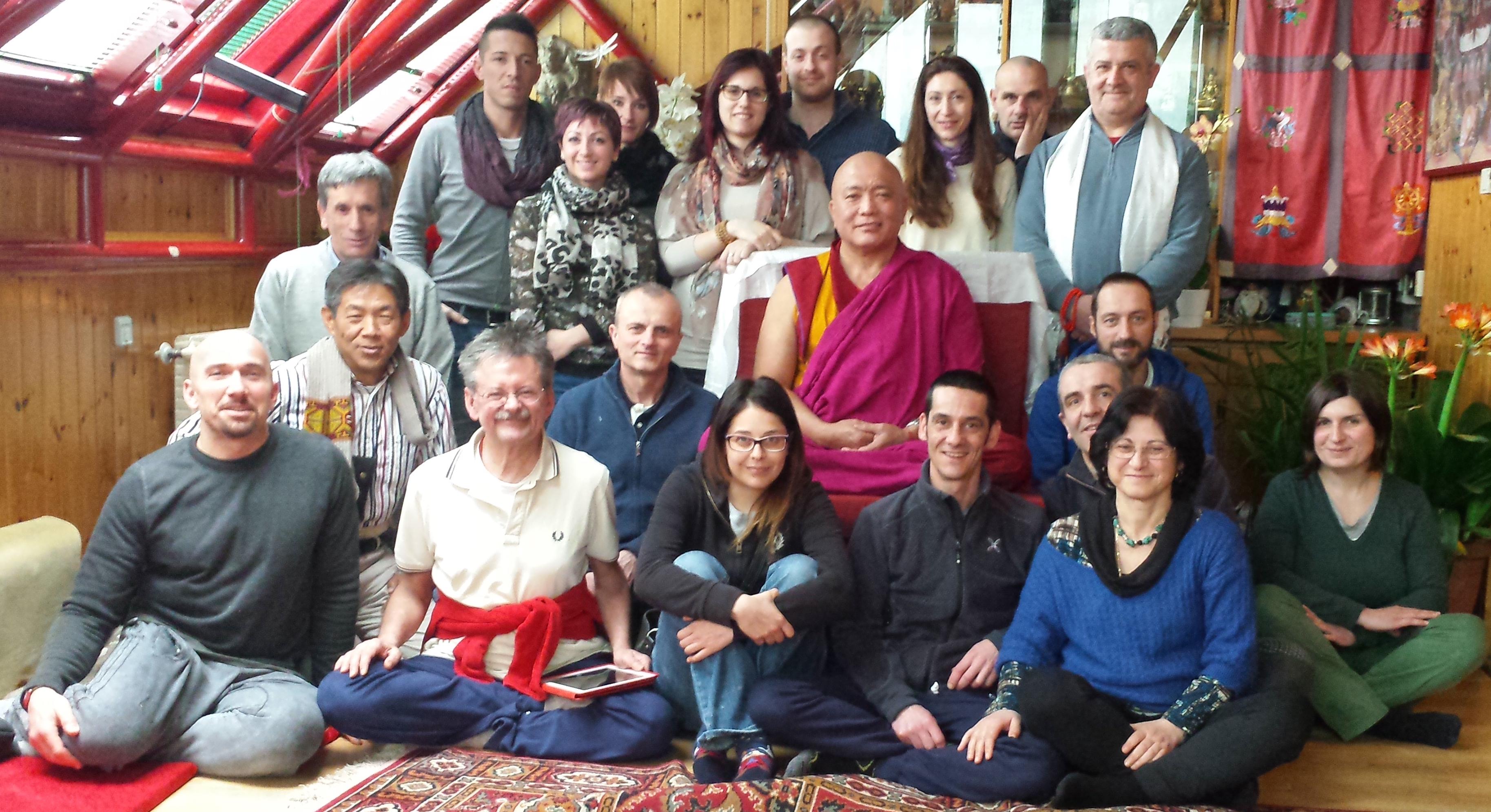 Ven. Ghesce Tenzin Tenphel: Come dobbiamo cambiare il nostro modo di pensare?