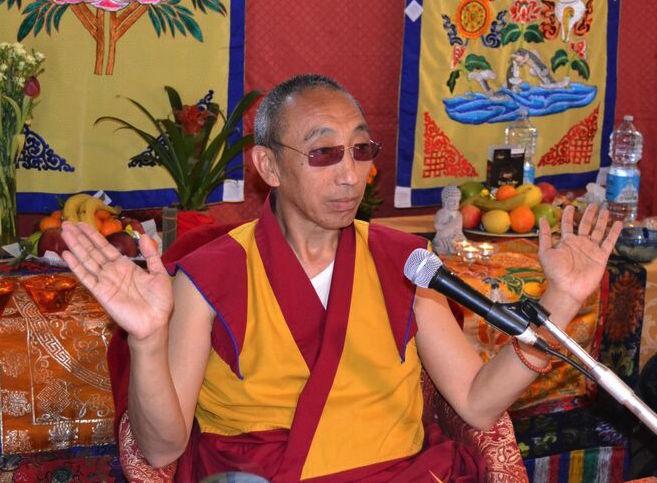 Ven. Geshe Gedun Tharchin: Lo scopo del bodhisattva è raggiungere lo stato di pieno risveglio, lo stato di Buddha.