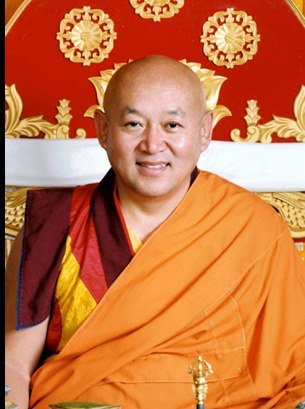 His Holiness The Drikung Kyabgön, Chetsang Rinpoche: cultivate mental quiescence by focusing on breathing.
