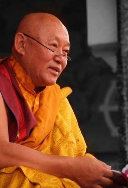 His Holiness The Drikung Kyabgön, Chetsang Rinpoche: All phenomena of samsara and nirvana have one taste, one reality.