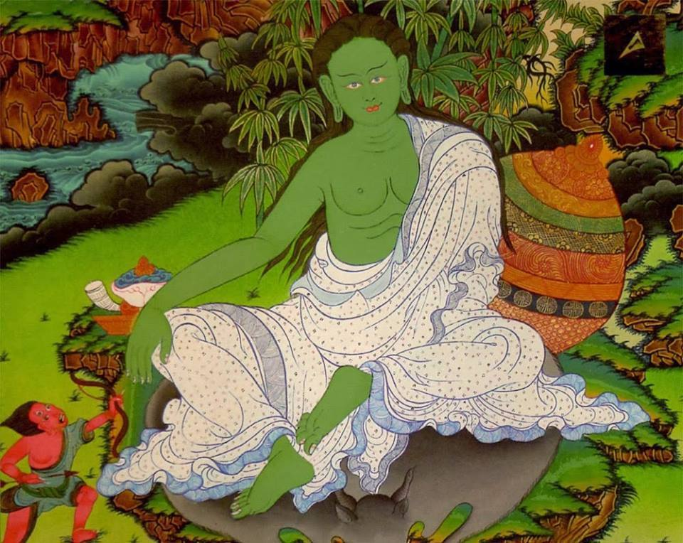 "Milarepa replied: "" My life is over and my mission has been completed""."