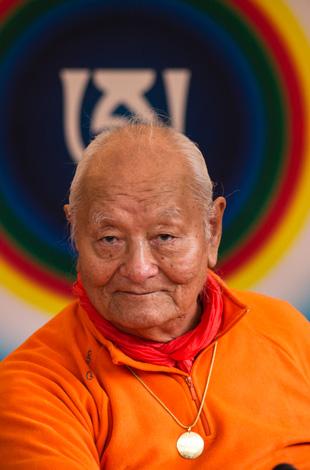 Chogyal Namkhai Norbu