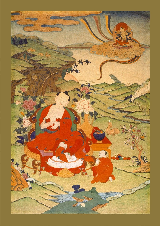 Nagarjuna: Se non avessi affetto per gli esseri senzienti, per il beneficio di chi ho realizzato?
