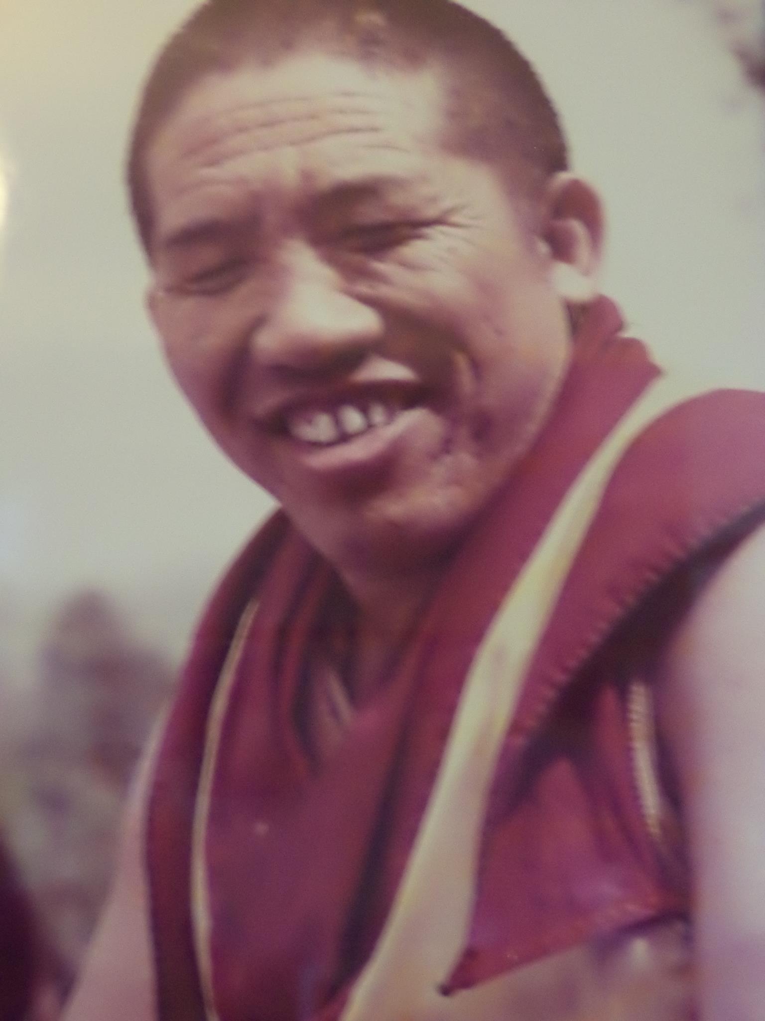 Ven. Lama Ghesce Ciampa Ghiatso: Confessare, riconoscere e purificare qualunque azione negativa compiuta nel passato causa di sofferenza futura.