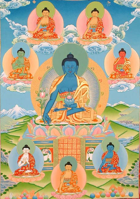 meicine-buddha