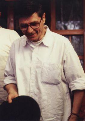 Il Prof Valentino Giacomin fondatore del PROGETTO ALICE