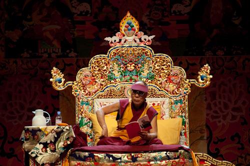 """Sua Santità il Dalai Lama: """"Molti Dalai Lama hanno ascoltato molti insegnamenti di diverse tradizioni. """""""