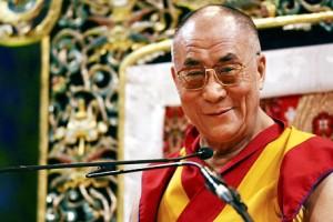 """Sua Santità il Dalai Lama: """"La  compassione è il vero seme della pace interiore""""."""