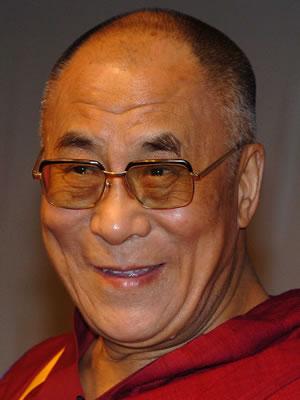 Sua Santità il Dalai Lama: L'amore autentico si basa sulla bontà.