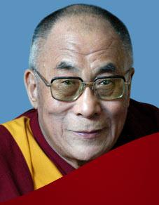 Sua Santità il Dalai Lama: La pazienza e la tolleranza non sono un segno di debolezza e di rinuncia, ma anzi, un segno di forza: la forza della saldezza interiore.