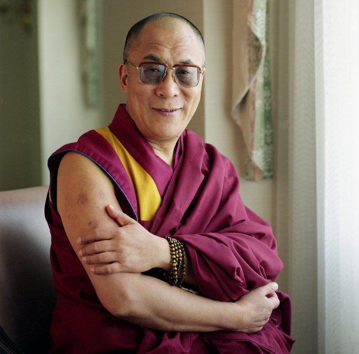 Sua Santità il Dalai Lama: L'affetto umano, o compassione, è la chiave della felicità umana..