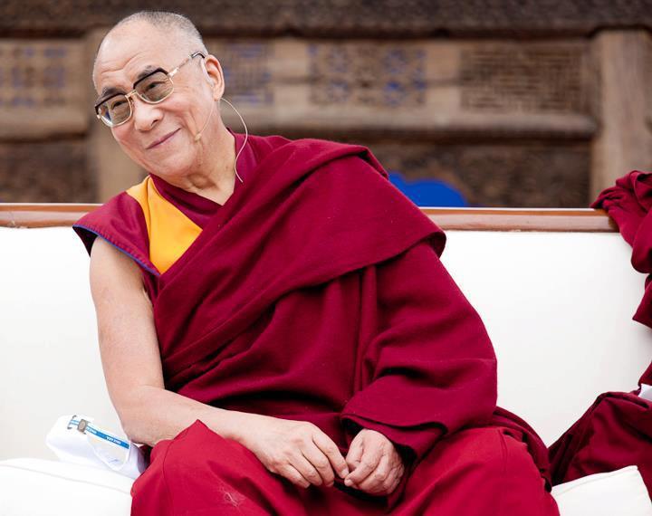 Sua Santità il Dalai Lama: Continuando a sviluppare armonia reciproca, si possono ottenere tanti benefici.