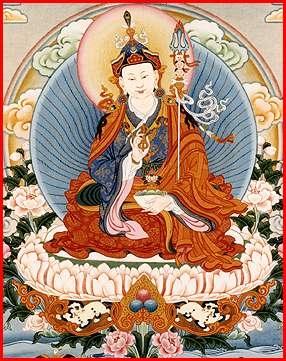 The great master Padmasambhava
