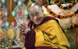 """Sua Santità il Dalai Lama: Il termine """"profondo"""" come livello di profondità cui si arriva, e' riferito alla vacuità, alla percezione dell'originazione interdipendente di ciò che appare."""