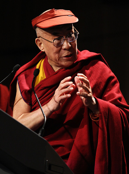 His Holiness the Dalai Lama: I emphasize the need to bring the social and caring dimension into the program of activities, so that the principles presented in the Buddhist teachings can make a contribution to society.