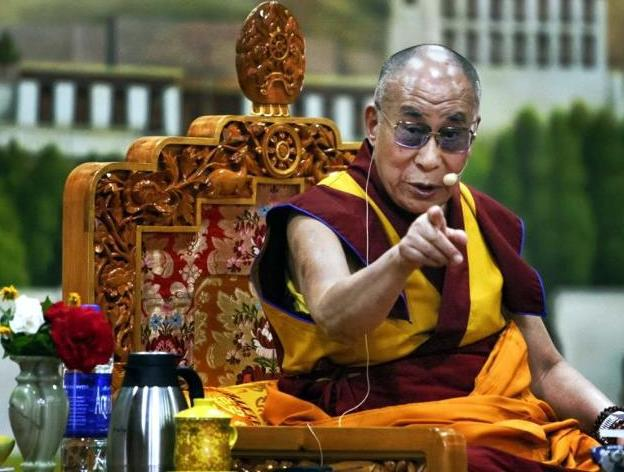 "His Holiness the Dalai Lama: ""Whatever be the case, if one reads the biographical works on the successive previous Dalai Lamas, and looks in chronological order at the biographical works of the accomplished and responsible upholders of the Geluk order, it becomes extremely clear that the higher level, holy-born lamas, accomplished in both knowledge and wisdom, had restricted the practice of Dolgyal""."