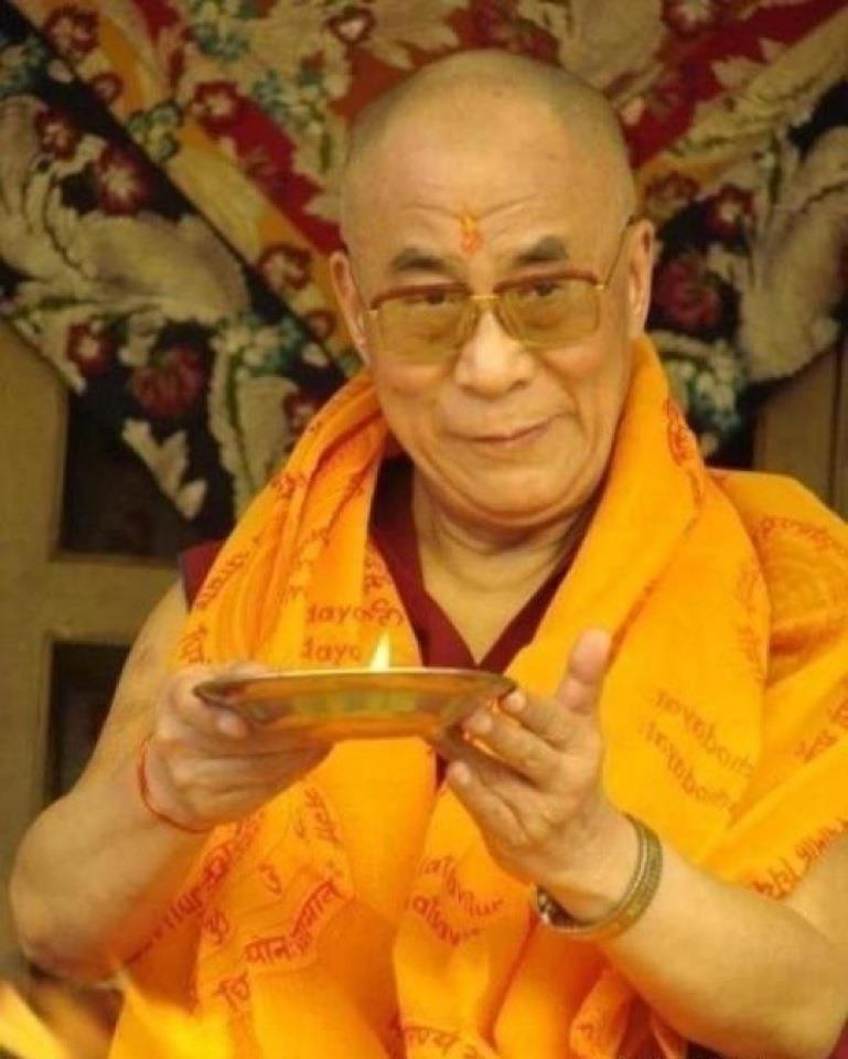 Sua Santità il Dalai Lama, Le Quattro Nobili Verità: La preoccupazione principale dei seguaci del sentiero Mahayana non è la propria liberazione, ma l'illuminazione di tutti gli esseri senzienti.