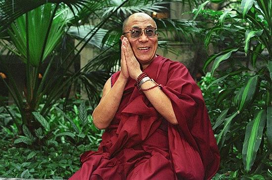 """Sua Santità il Dalai Lama: """"Tutto deve partire da quella che si chiama la base."""""""