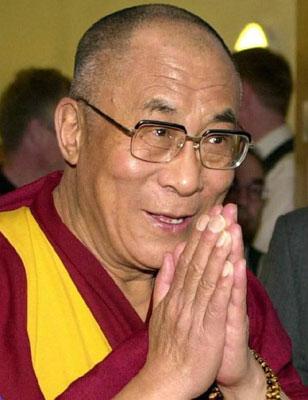 Sua Santità il Dalai Lama: Pratichiamo il sentiero dell'amore e della compassione unito alla consapevolezza della mancanza d'un sé grossolano e sottile. Questa è la linea che separa i buddhisti dai non buddhisti.