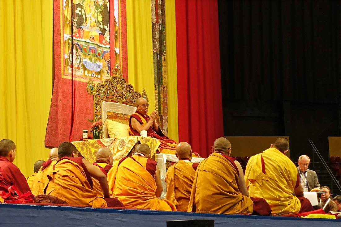 His Holiness the Dalai Lama: All the philosophy have the same purpose: to strengthen conviction about moral principles.