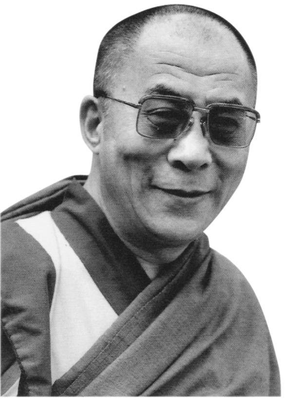 Sua Santità il XIV Dalai Lama: Aryadeva indicò che il seme dell'esistenza samsarica è la coscienza.
