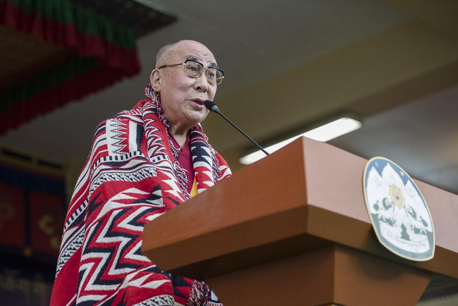 Sua Santità il Dalai Lama: Quei bambini sembravano incapaci di sorridere!