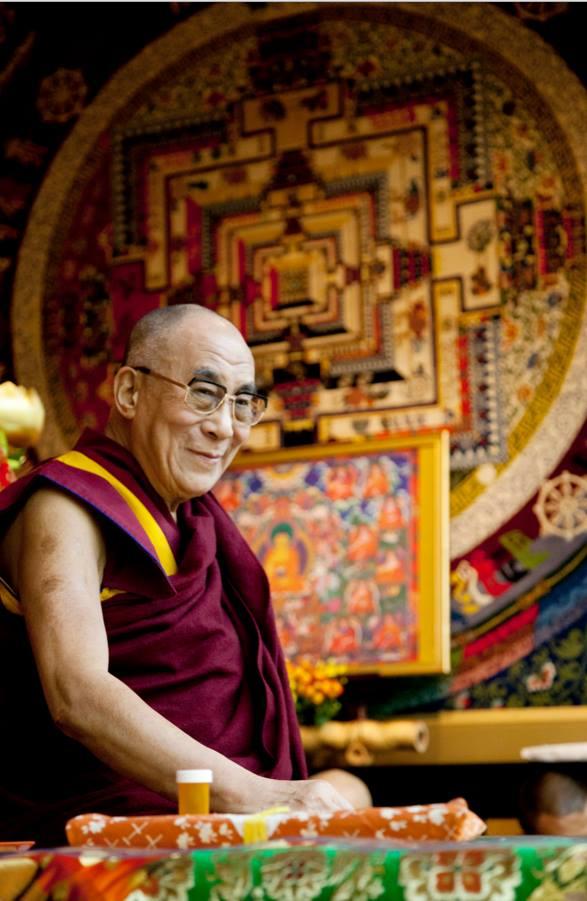 Sua Santità il Dalai Lama: La mente che concepisce qualcosa che sorge in dipendenza di cause e condizioni come esistente in virtù della sua propria essenza è detta ignoranza.