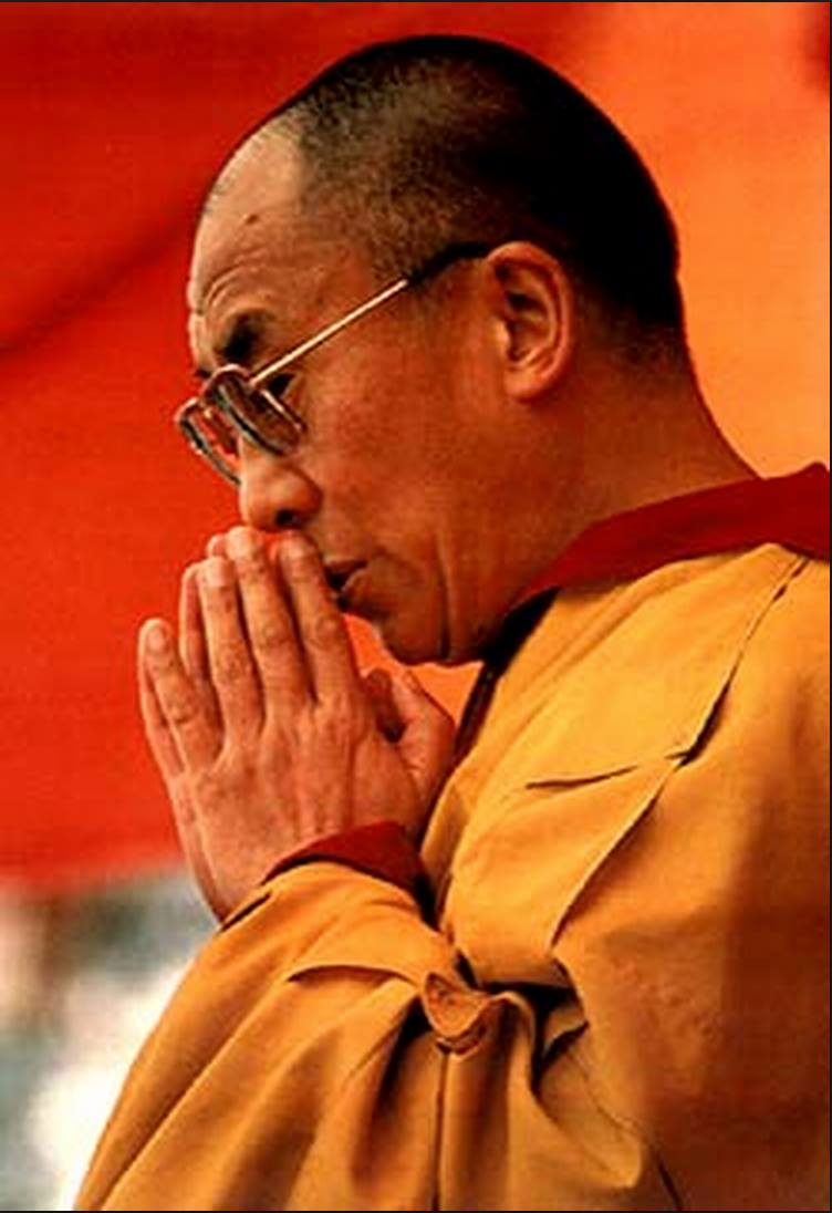 "His Holiness the Dalai Lama: Buddha states that, ""That which has arisen from conditions is devoid of arising""."