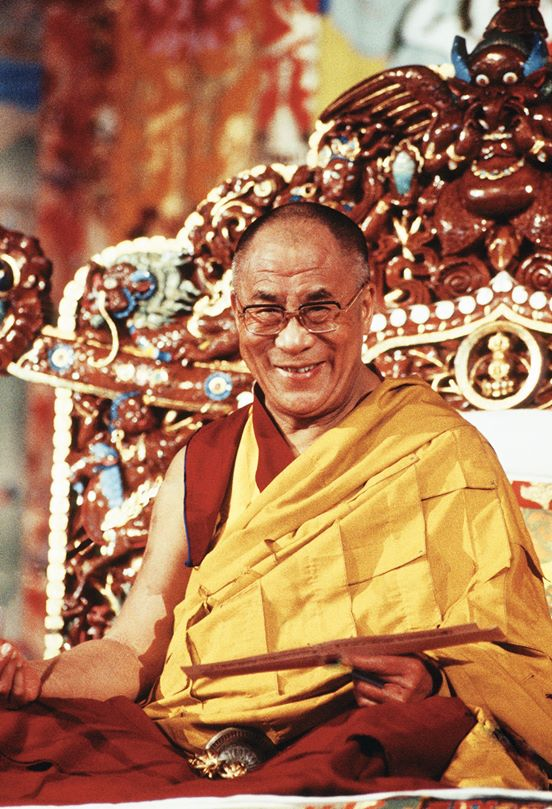 His Holiness the Dalai Lama: Aryadeva points out that the most skillful way of doing this is to first understand the Buddha's teaching on emptiness, Buddha's teaching on no-self.