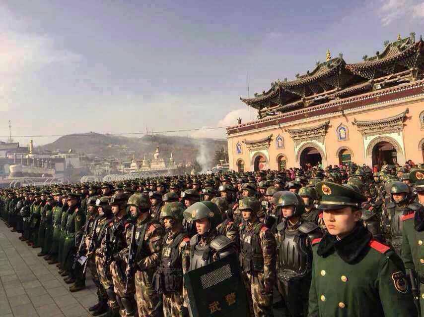 The Chinese government's politically-motivated support to a handful of Shugden activists and their disinformation campaigns in Tibet ...