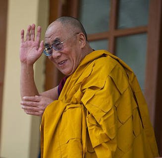 His Holiness the Dalai Lama: The causal process of pain/pleasure or happiness/suffering is understood in terms of a particular kind of process.